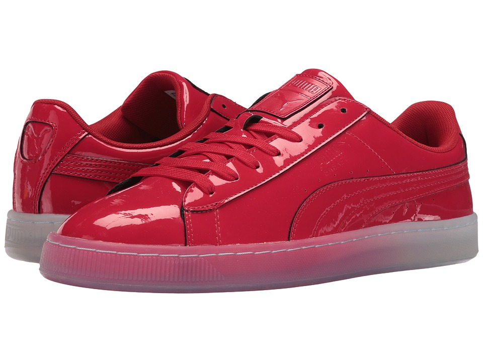 PUMA Basket Patent Ice Fade (Barbados Cherry) Men