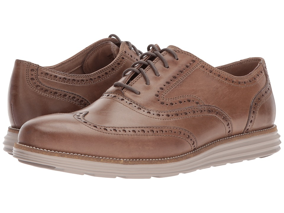 Cole Haan - Original Grand Wing II (Morel/Cobblestone) Men's Shoes