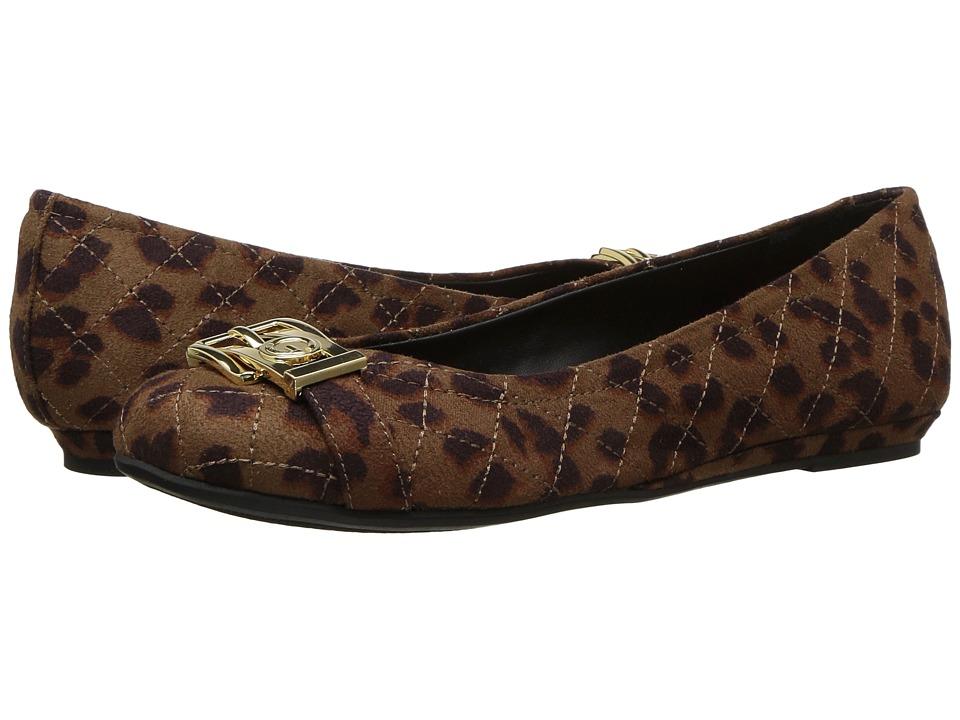 G by GUESS - Franco (Leopard) Women's Shoes