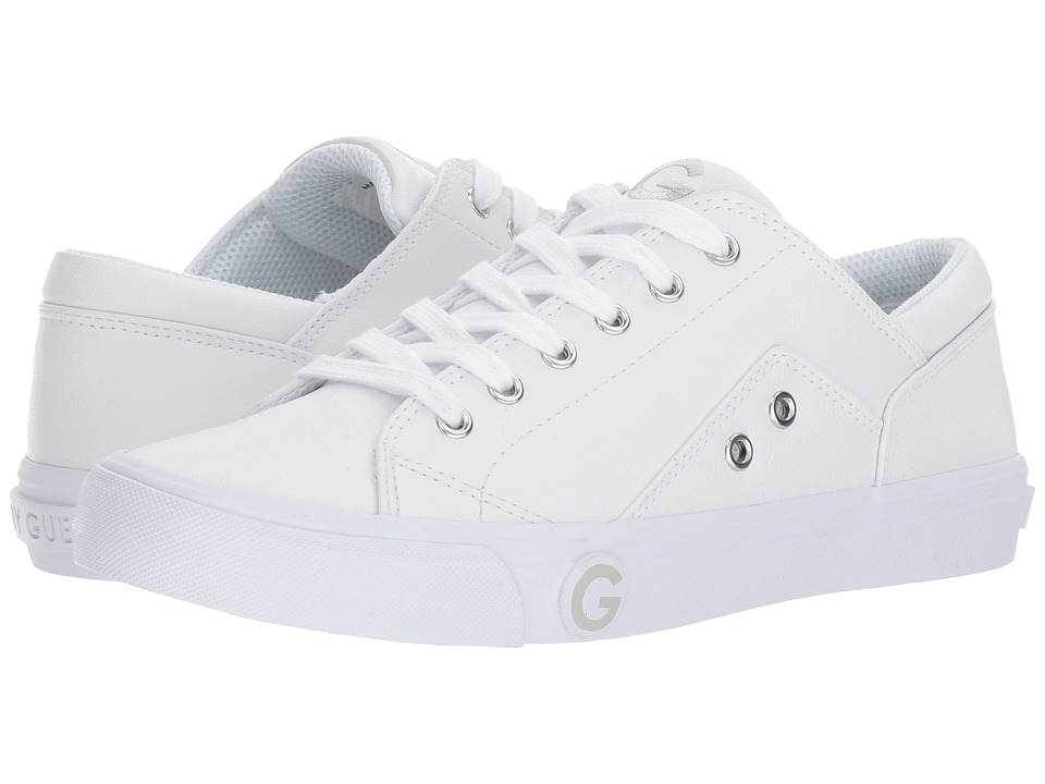 G by GUESS - Chai (White) Women's Shoes