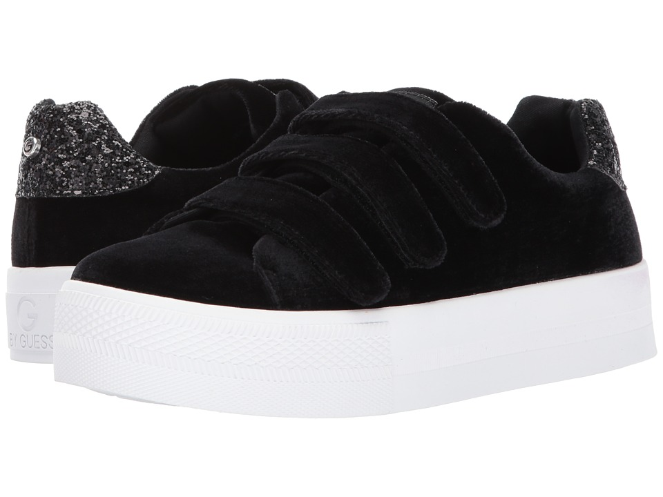 G by GUESS Chello (Black Velvet) Women
