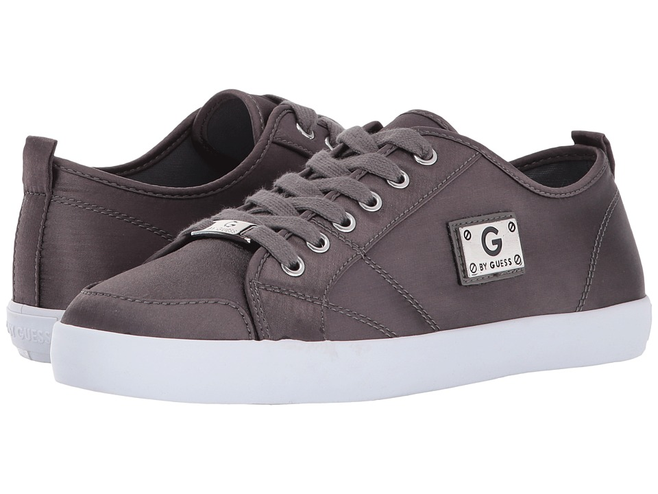 G by GUESS Mallory (Grey Velvet) Women
