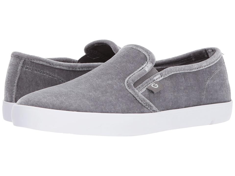 G by GUESS Malden8 (Grey Velvet) Women