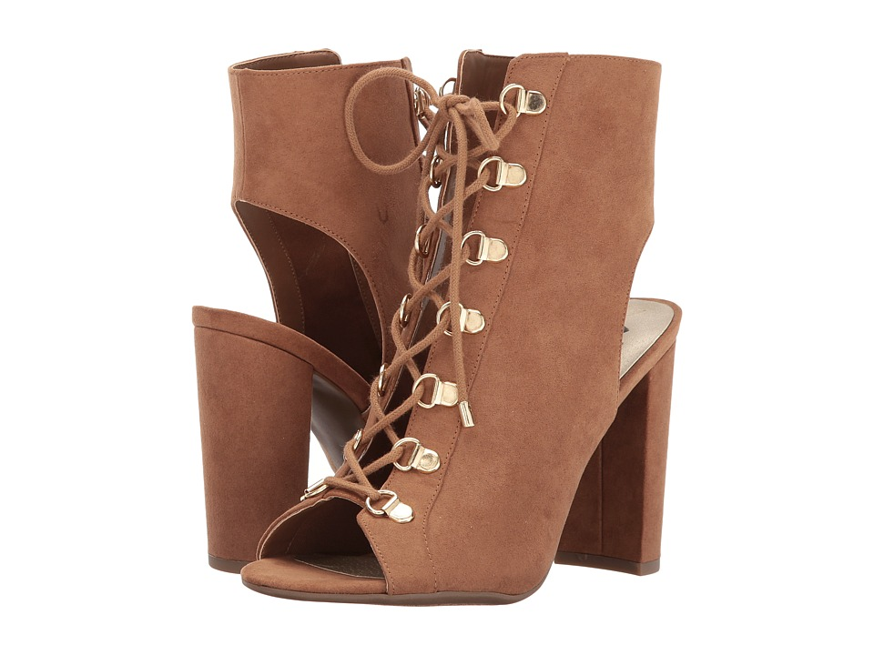G by GUESS - Megain (Camel Fabric) Women's Shoes