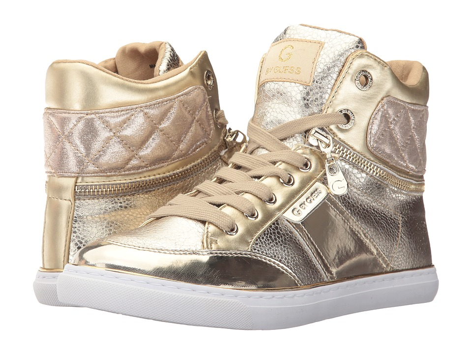 G by GUESS - Ombae (Gold Glamour) Women's Shoes