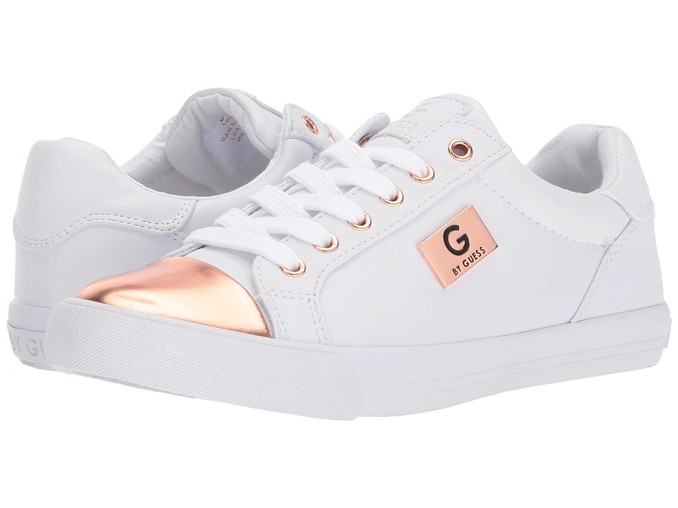 G by GUESS Ocara3 (White/Rose) Women