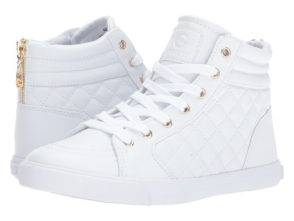 G by GUESS Orizo (White) Women