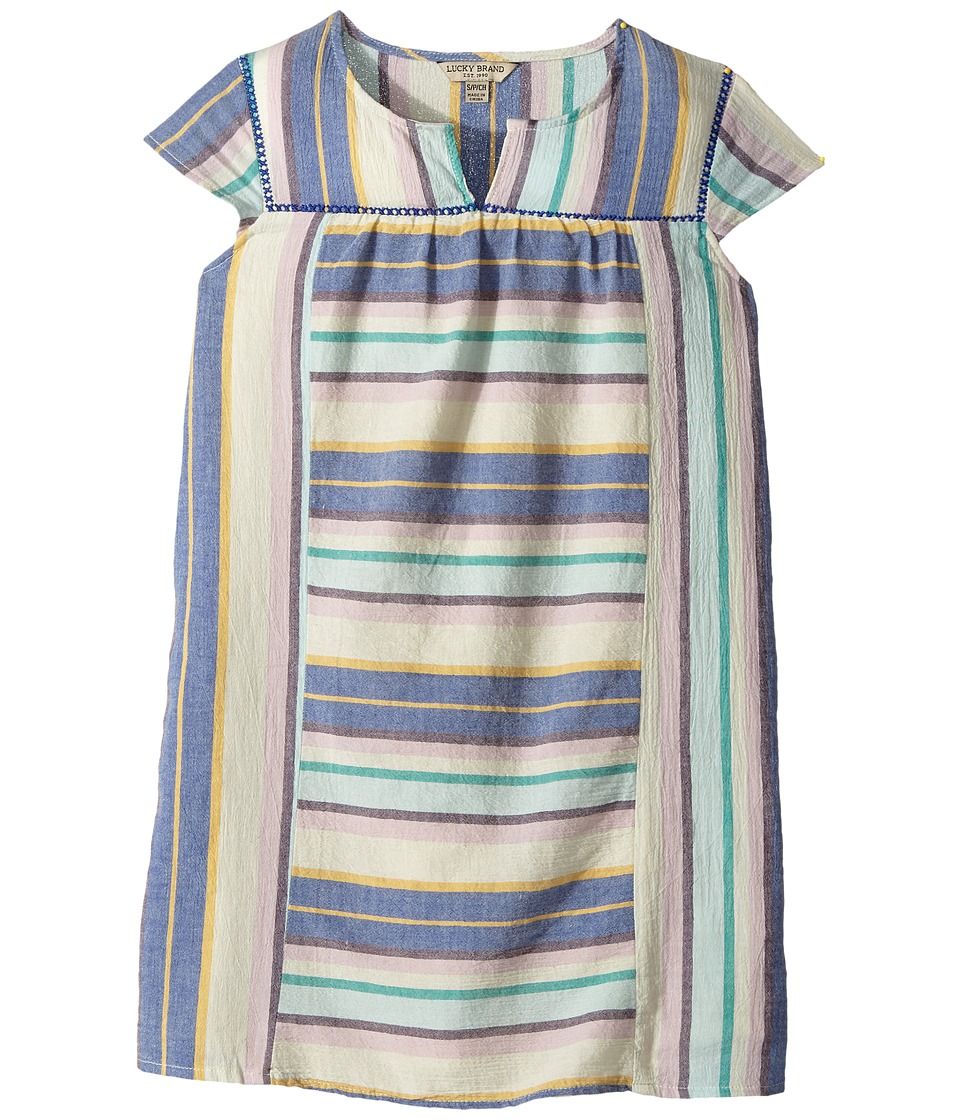 Lucky Brand Kids - Kin Dress (Big Kids) (Biscotti) Girl's Dress