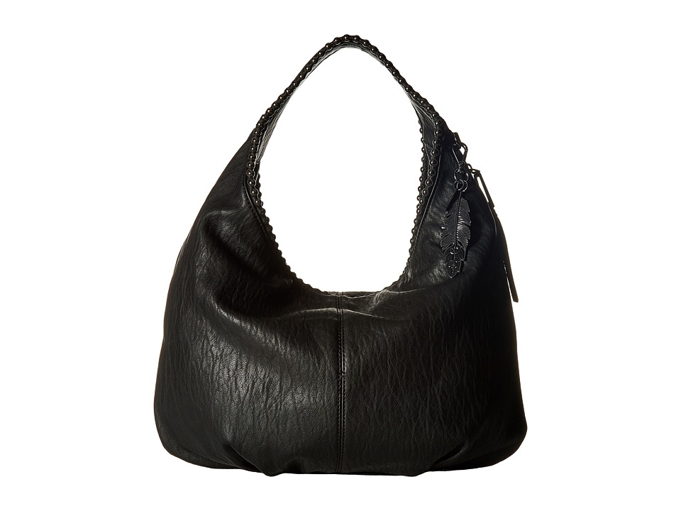 Jessica Simpson - Camile Hobo (Black) Hobo Handbags