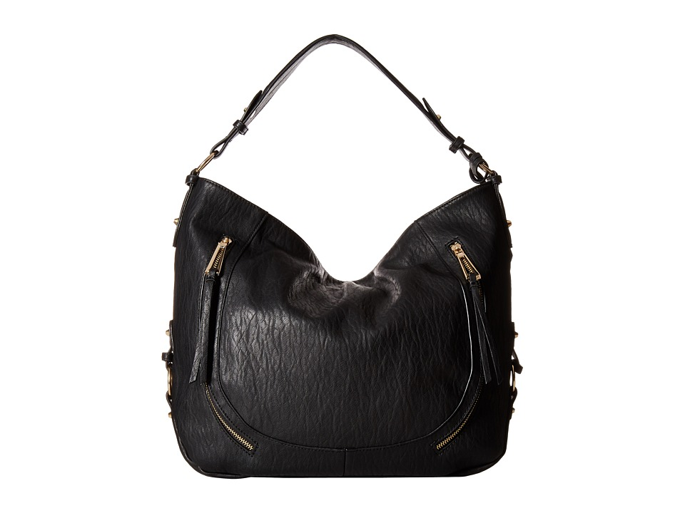 Jessica Simpson - Roxanne Hobo (Black) Hobo Handbags
