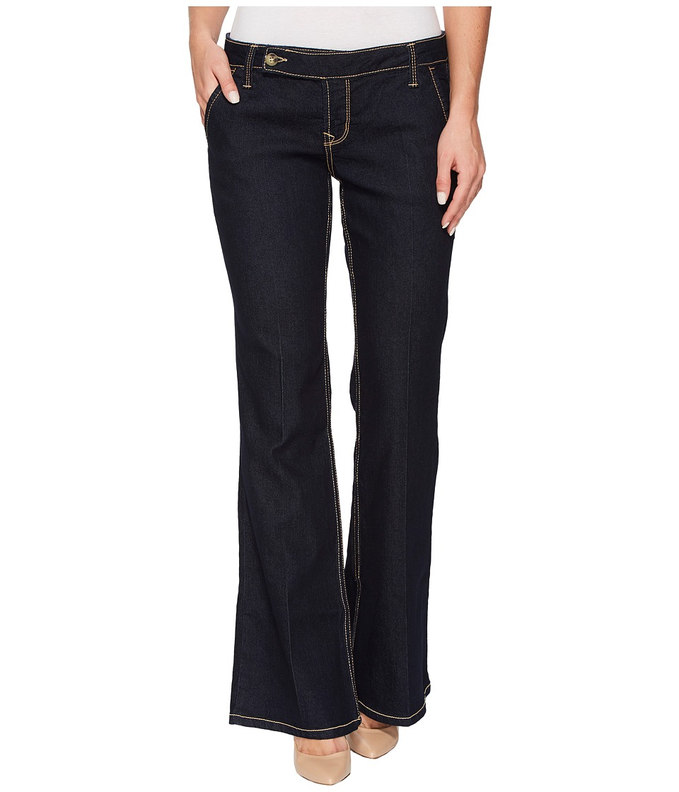 U.S. POLO ASSN. - Stretch Denim Addison Trousers in Addison/True Rinse (Addison/True Rinse) Women's Jeans