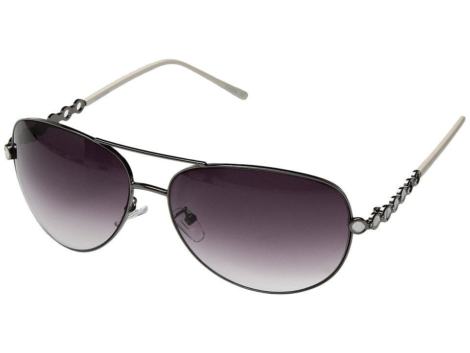 Steve Madden - S5139 (Gun) Fashion Sunglasses