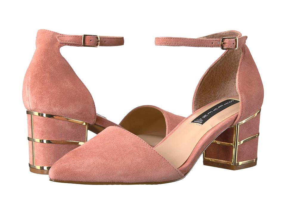 Steven - Bea (Pink Suede) Women's Shoes