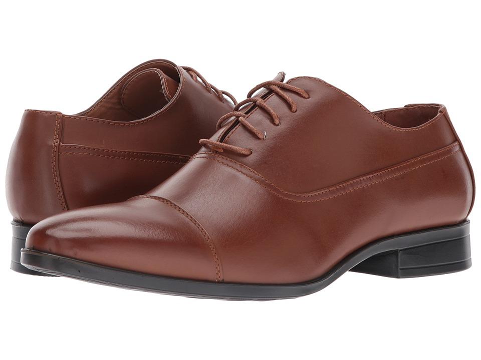 Deer Stags - Establish (Dark Tan) Men's Shoes