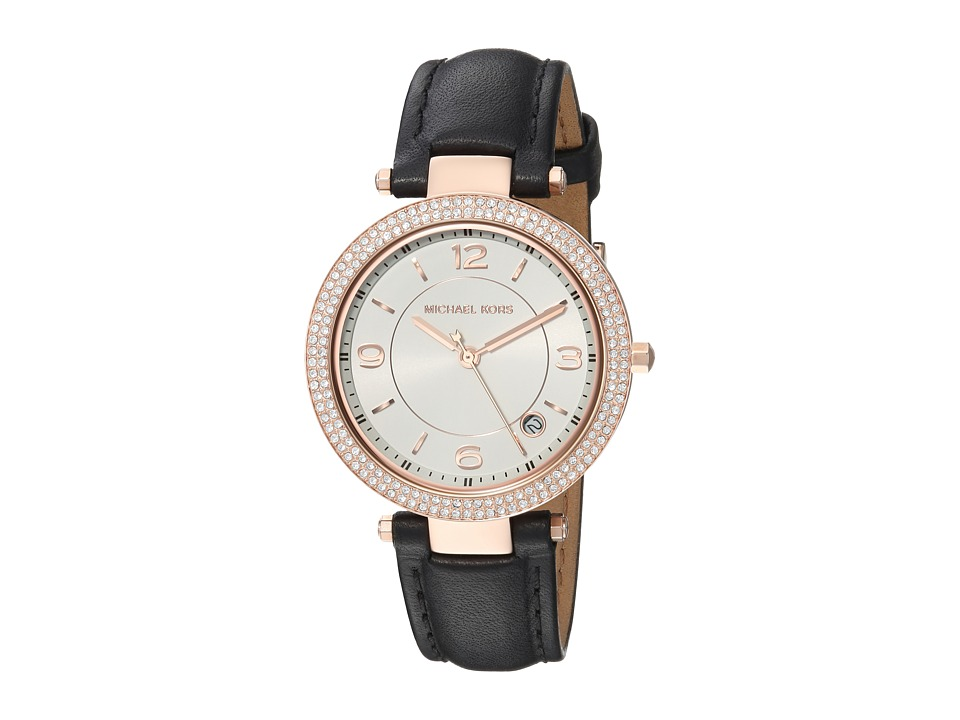 Michael Kors - MK2462 (Black) Watches