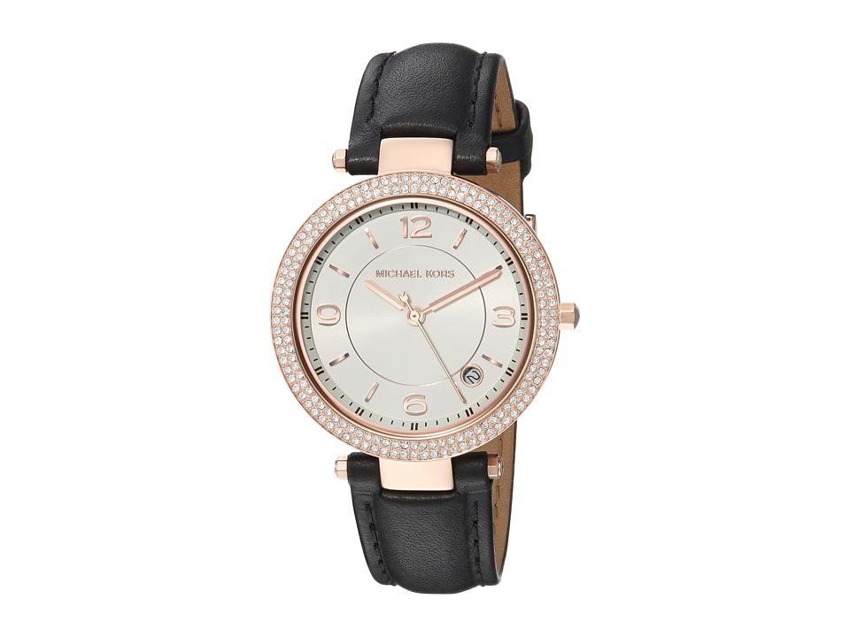 Michael Kors - MK2462 (Black) Watches