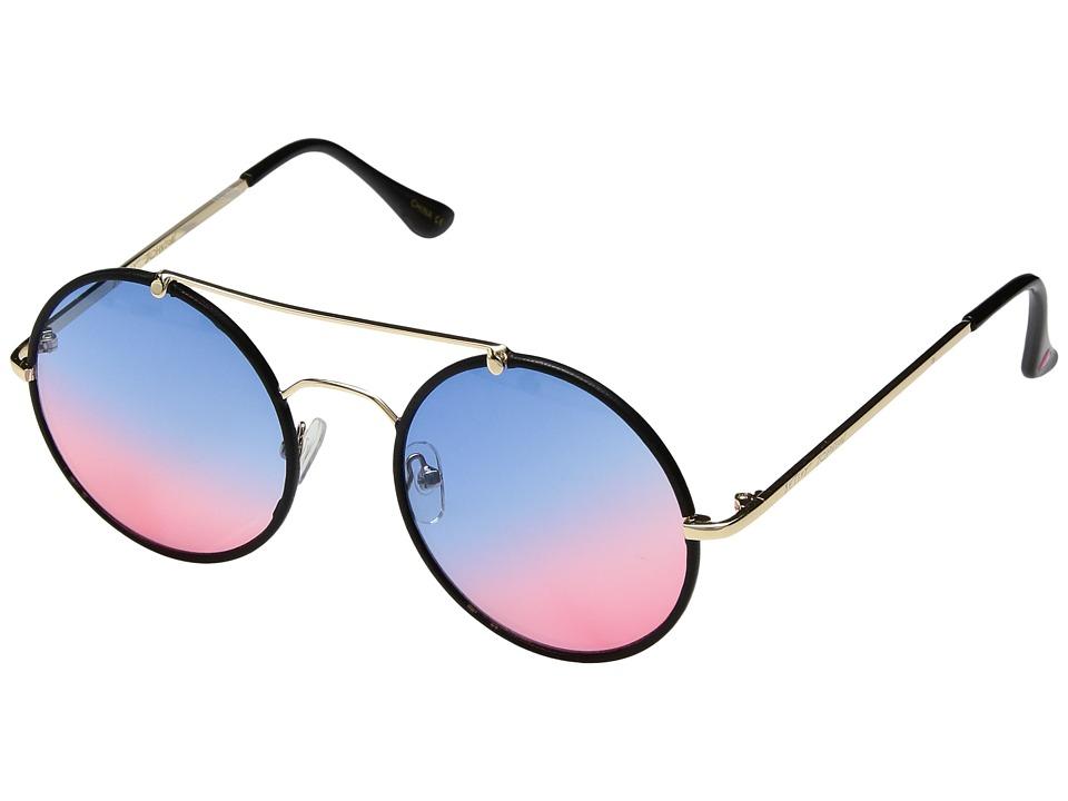 Betsey Johnson - BJ865147 (Black) Fashion Sunglasses
