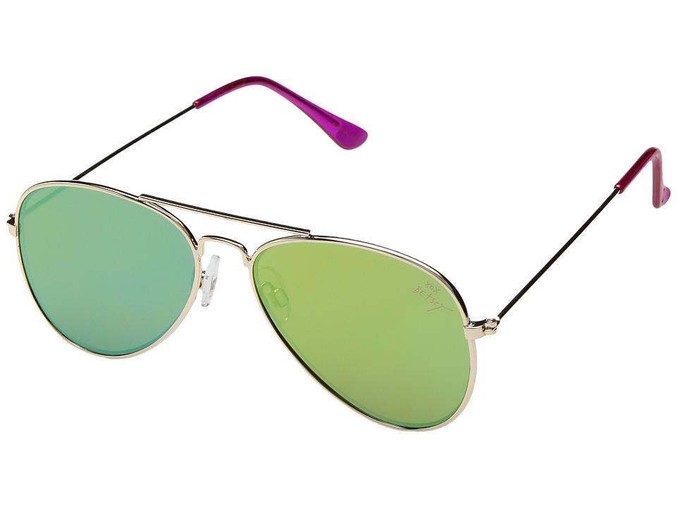 Betsey Johnson - BJ462134 (Pink) Fashion Sunglasses
