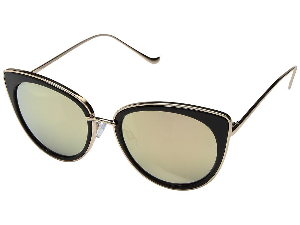 Betsey Johnson - BJ879230 (Black) Fashion Sunglasses