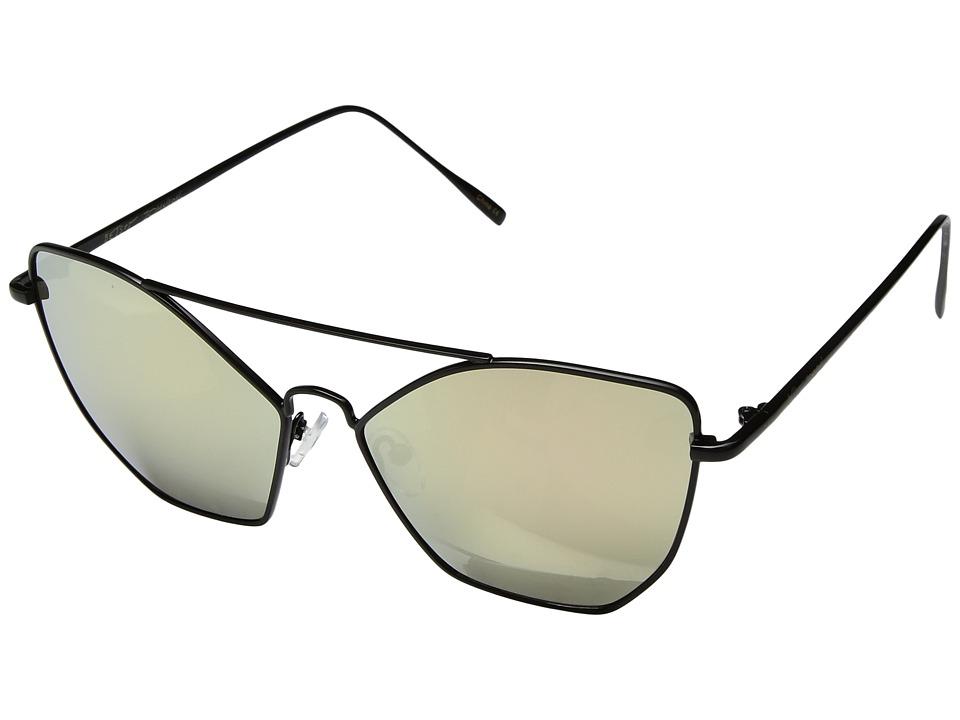 Betsey Johnson - BJ483101 (Black) Fashion Sunglasses