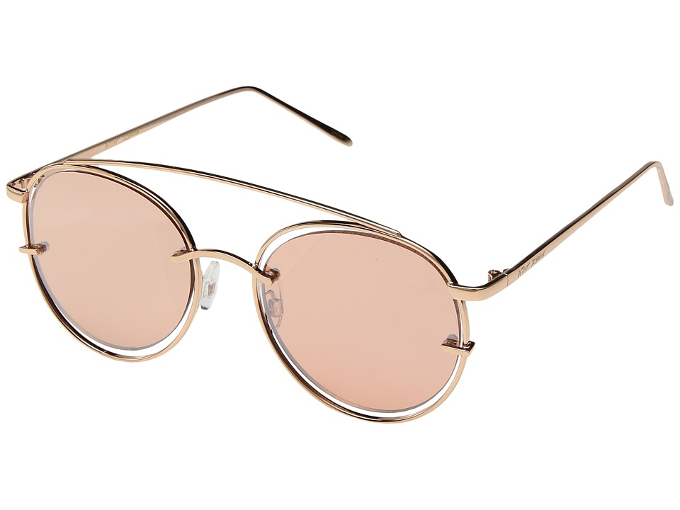 Betsey Johnson - BJ485107 (Rose Gold) Fashion Sunglasses