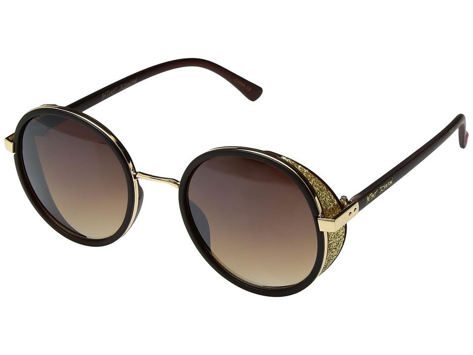 Betsey Johnson - BJ475190 (Brown) Fashion Sunglasses