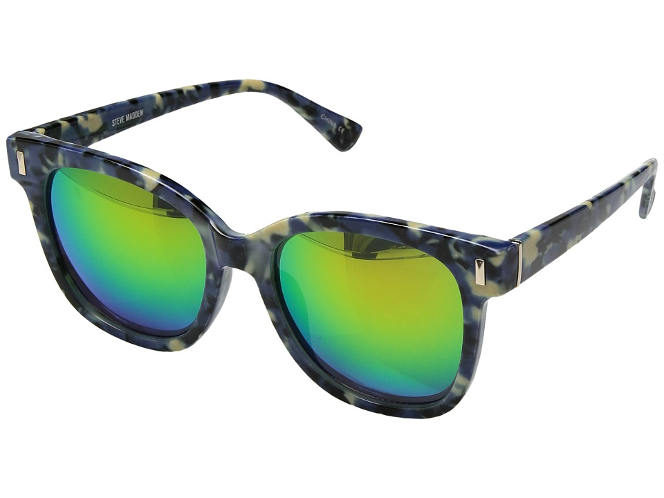 Steve Madden - SM873195 (Blue) Fashion Sunglasses