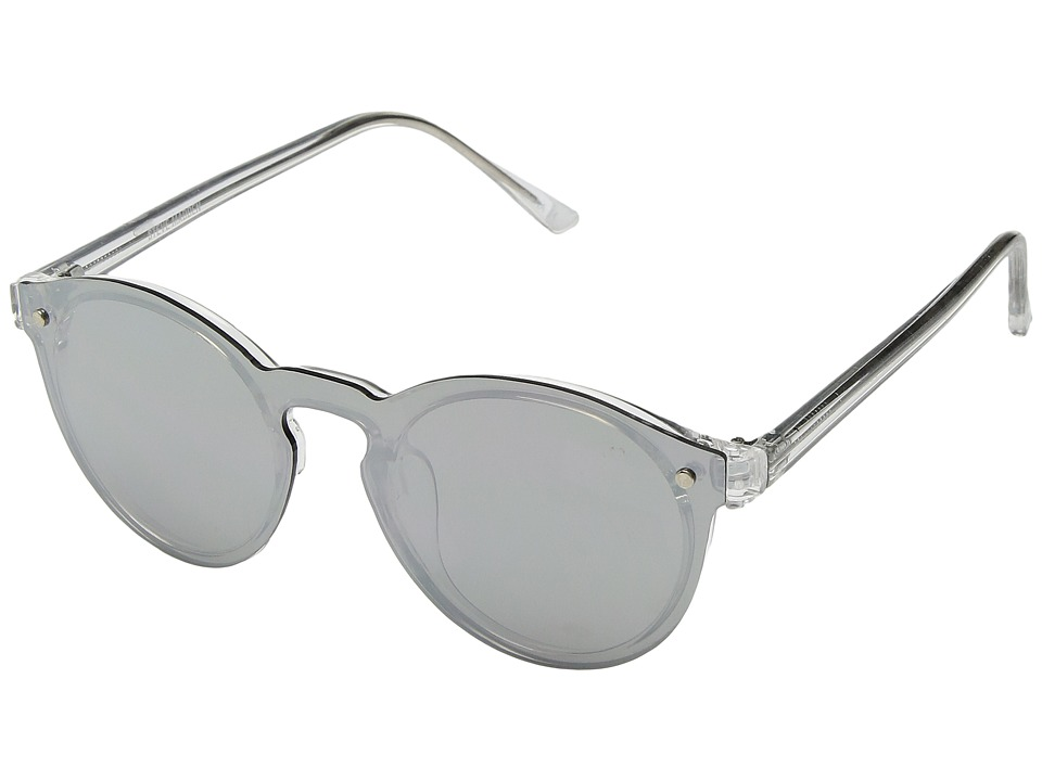 Steve Madden - SM475184 (Clear) Fashion Sunglasses