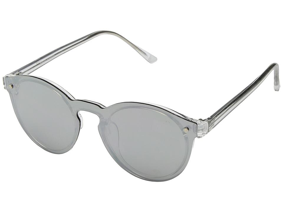 Steve Madden - SM475184 (Clear) Fashion Sunglasses