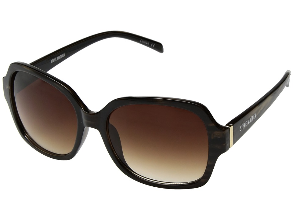 Steve Madden - SM875228 (Brown) Fashion Sunglasses