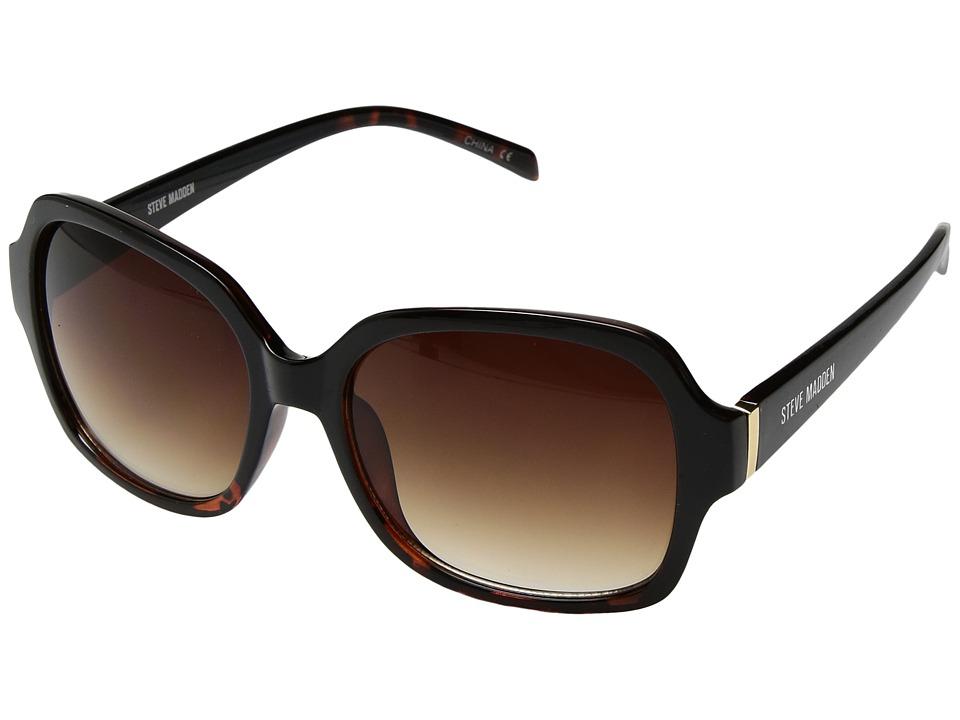 Steve Madden - SM875228 (Black Tortoise) Fashion Sunglasses
