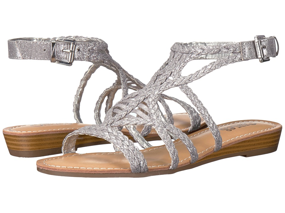 CARLOS by Carlos Santana - Turner (Inox) Women's Shoes