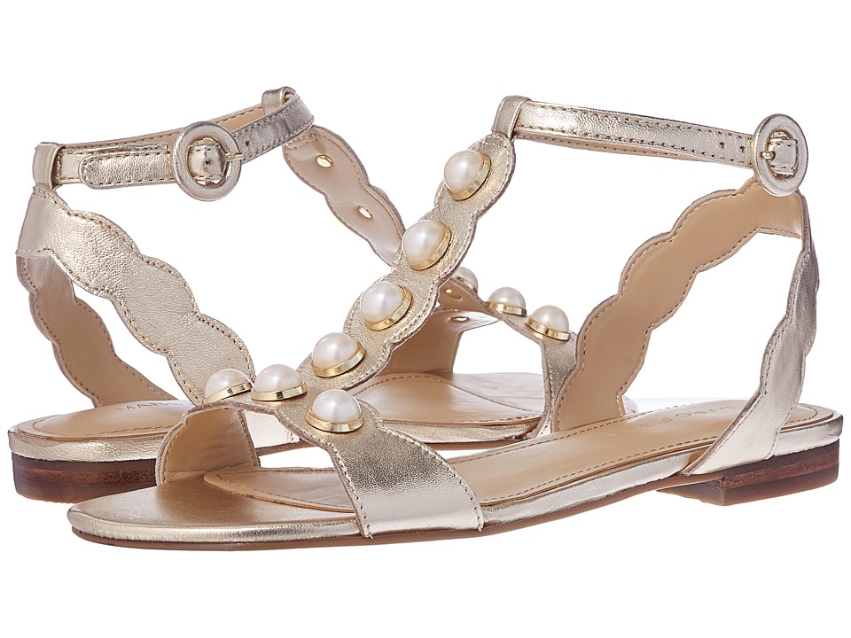 Marc Fisher - Elana (Gold) Women's Shoes