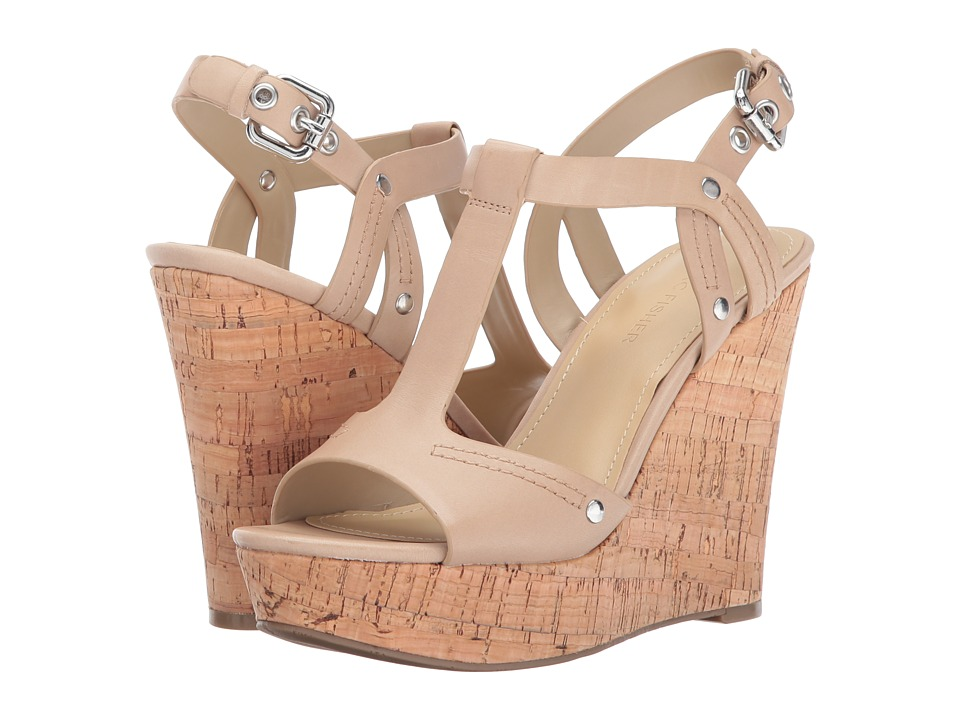 Marc Fisher - Helma (Natural) Women's Shoes