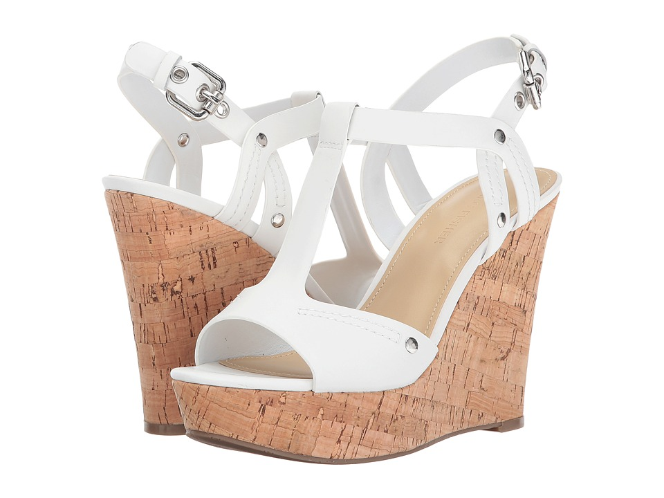 Marc Fisher - Helma (White) Women's Shoes