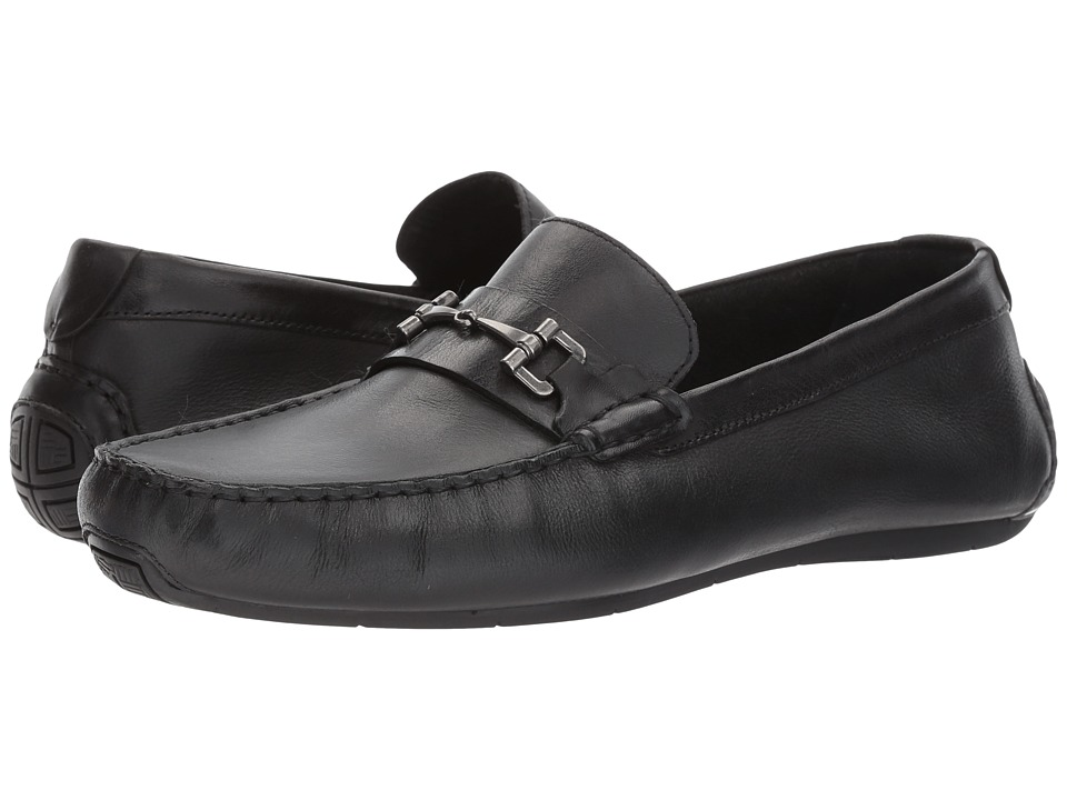 Cole Haan - Somerset Link Bit II (Black) Men's Shoes