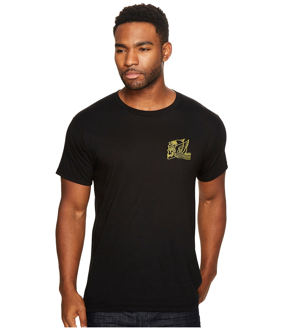 Obey - Midnight Angles Tee (Black) Men's T Shirt