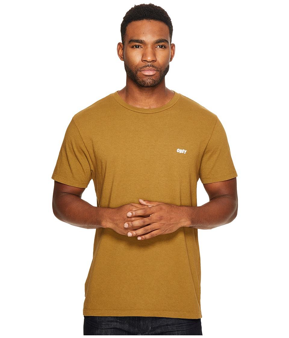 Obey - Obey Eyes Tee (Dusty Tapenade) Men's T Shirt