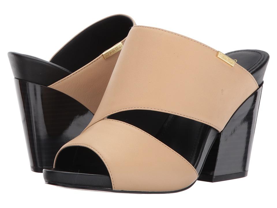 Calvin Klein - Efa (Sandstorm Cervo) Women's Sandals