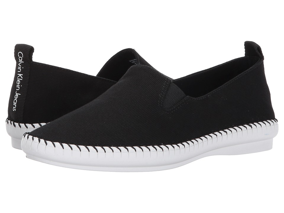 Calvin Klein Jeans - Filippa (Black) Women's Shoes