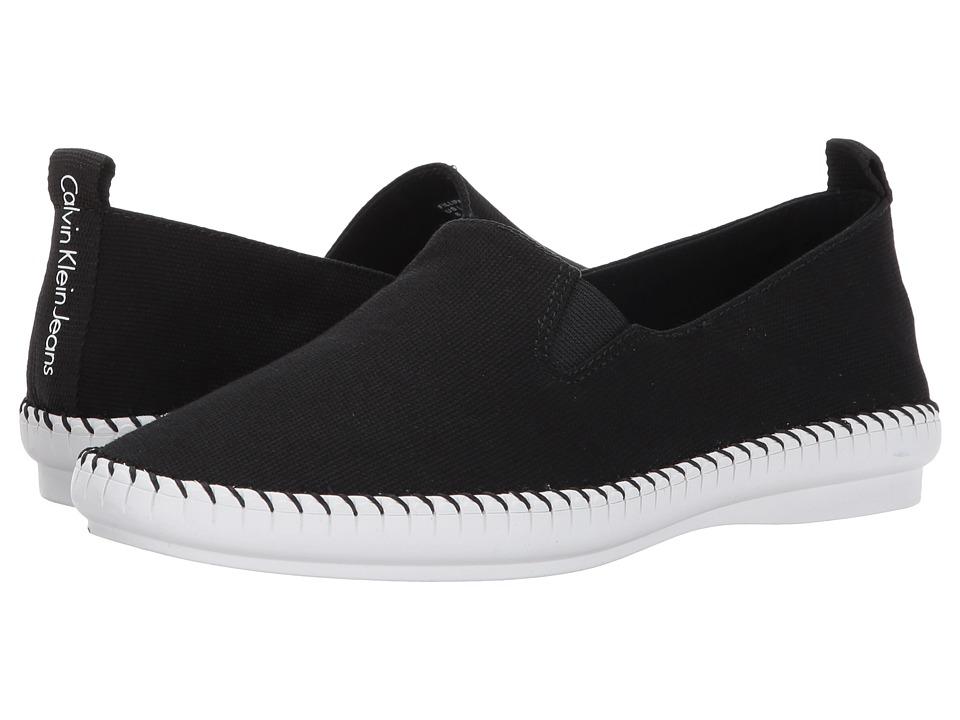 Calvin Klein Jeans - Filippa (Black) Women's Shoes