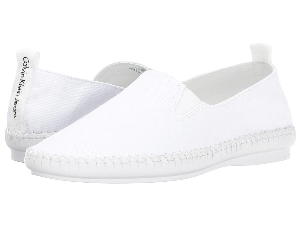 Calvin Klein Jeans - Filippa (White) Women's Shoes