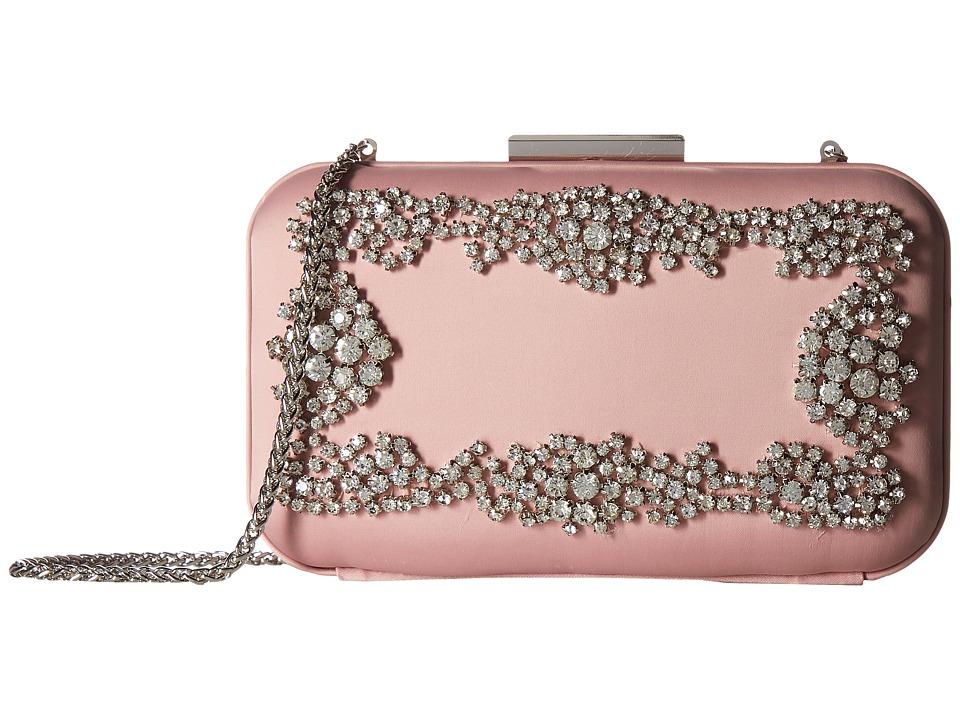 Adrianna Papell - Vivian (Blush/Silver) Handbags