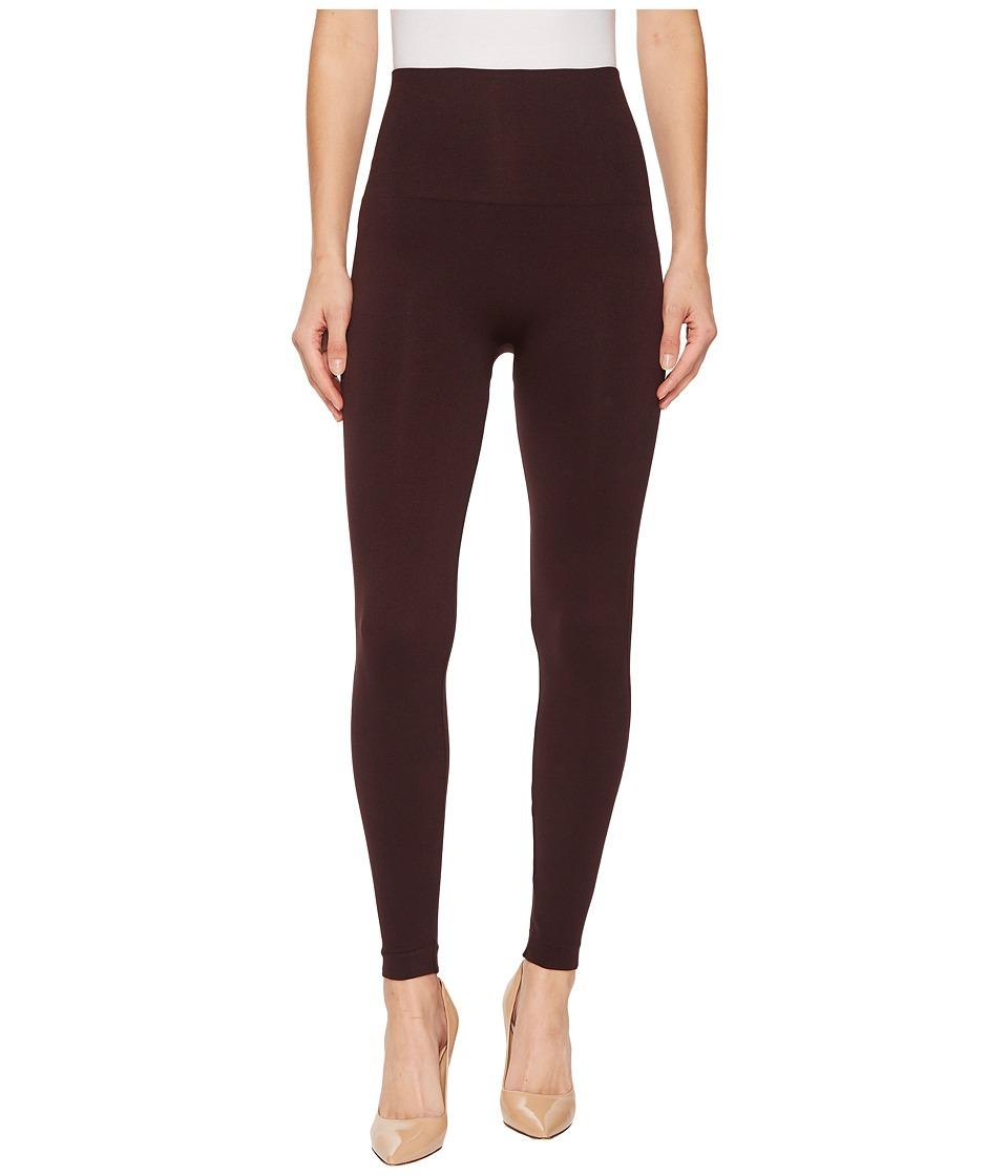 Spanx Seamless Print Leggings (Brandywine) Women