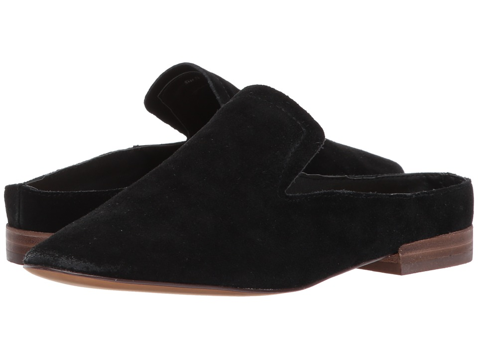 Dolce Vita - Elvin (Black Suede) Women's Shoes