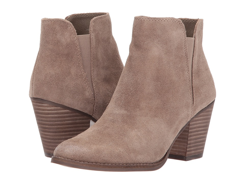 Dolce Vita - Jaine (Taupe Suede) Women's Shoes