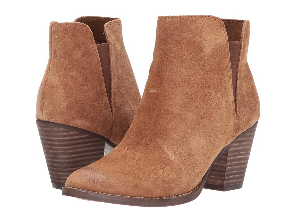 Dolce Vita - Jaine (Saddle Suede) Women's Shoes