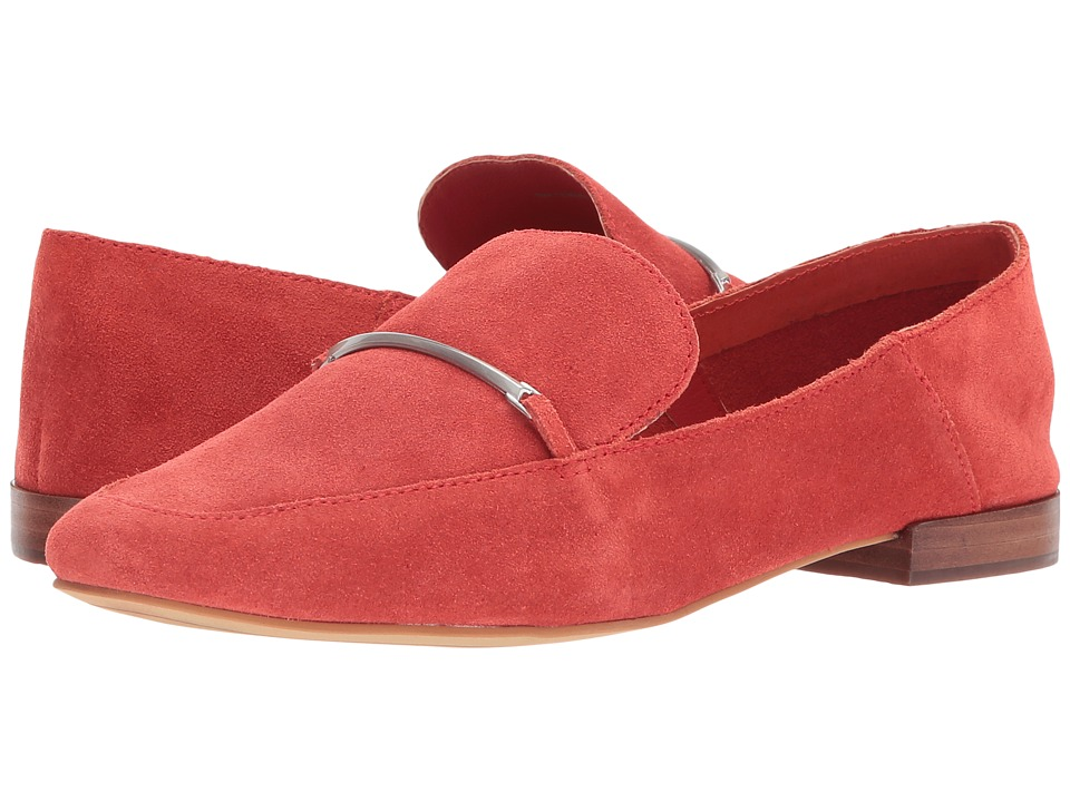Dolce Vita - Colin (Red Suede) Women's Shoes
