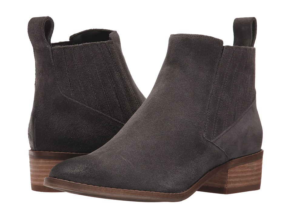 Dolce Vita - Toni (Anthracite Suede) Women's Shoes