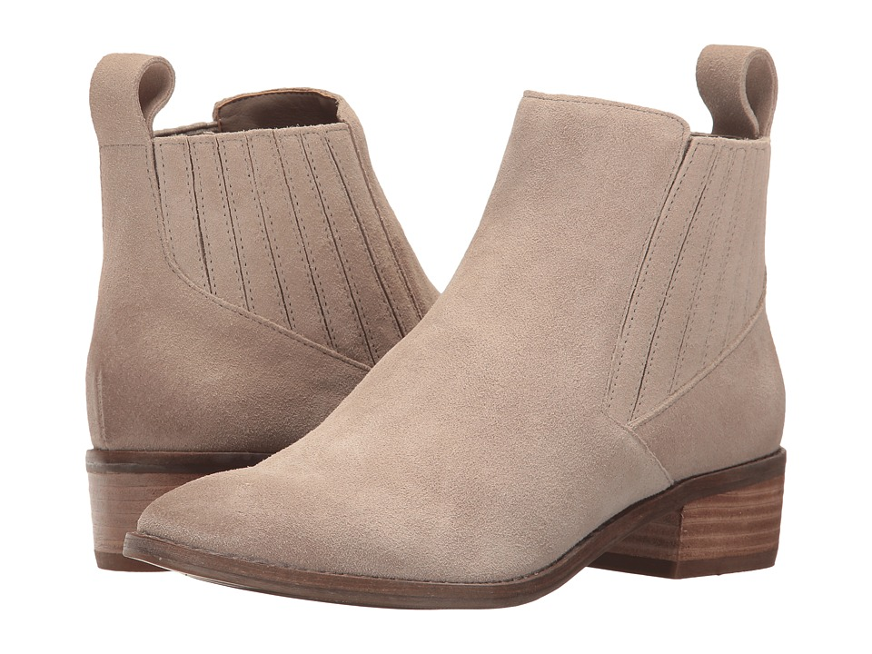 Dolce Vita - Toni (Taupe Suede) Women's Shoes